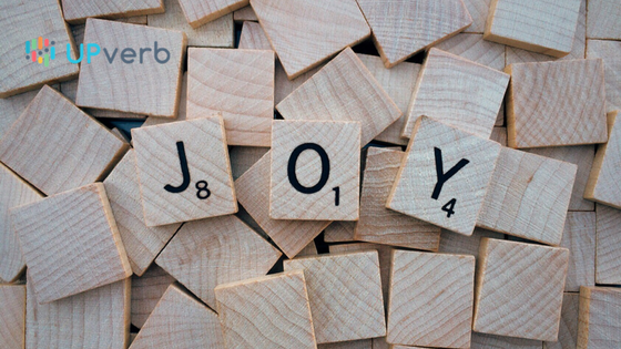 Finding the joy in language learning